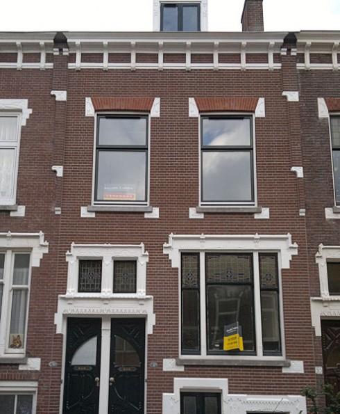 Gesneden voegwerk in Rotterdam