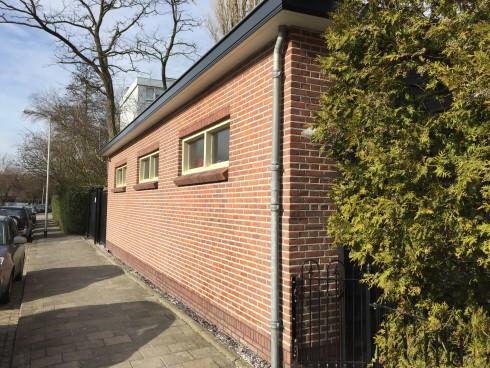 Gevelrenovatie Ridderkerk