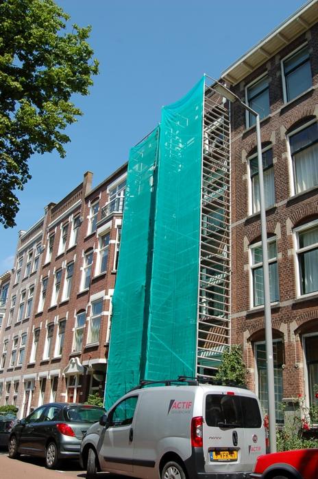 Gevel onderhoud Rotterdam