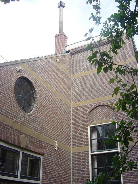 Gevelrenovatie Schiedam