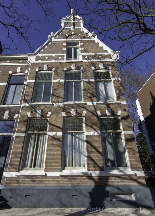 Knipvoeg Toulonselaan Dordrecht