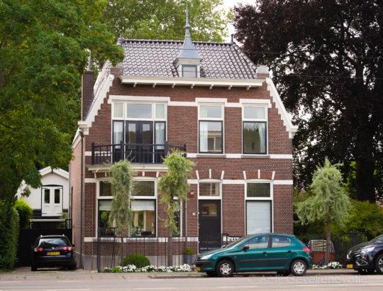 Gevelrenovatie in Rotterdam