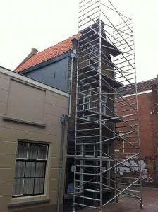 Voegen vervangen in Dordrecht