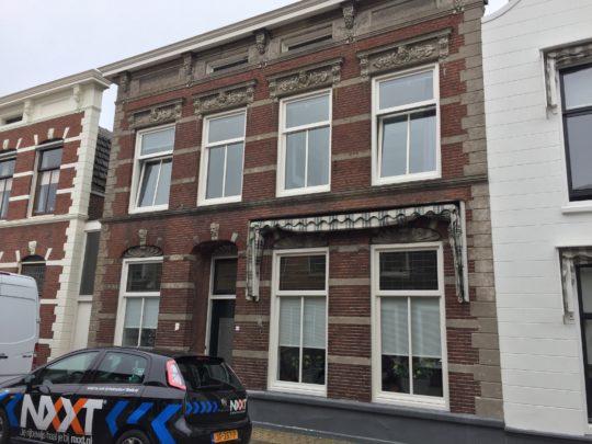 Gevelrenovatie Oud-Beijerland