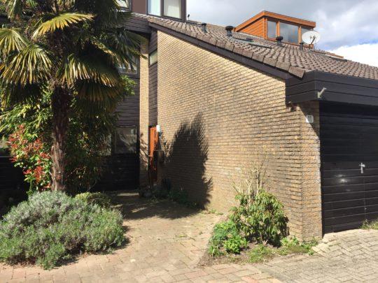 Gevelrenovatie Capelle a/d IJssel