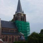 Gevelrenovatie in Bodegraven