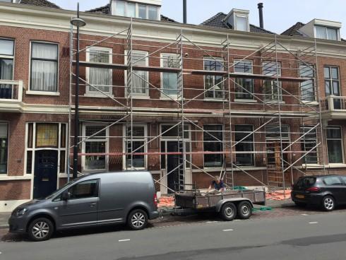 Gevelreparatie Dordrecht